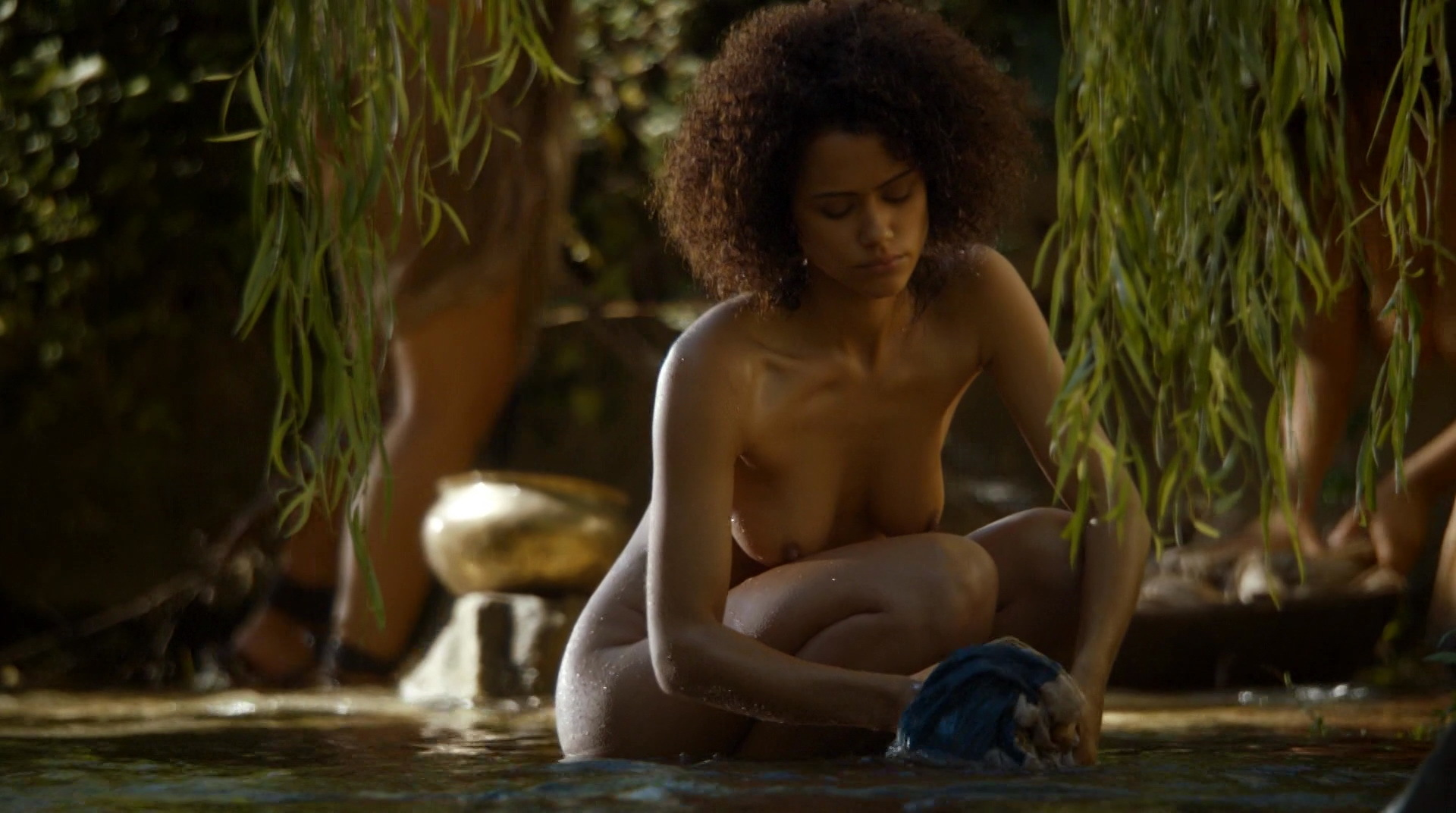Nathalie emmanuel game of thrones nude