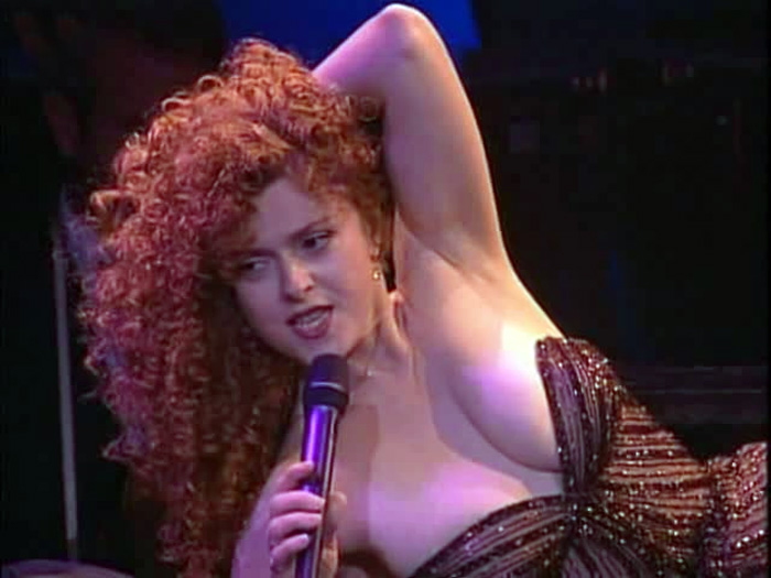 Bernadette peters naked boobs