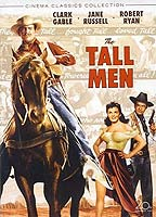 The Tall Men 1955 filme cenas de nudez
